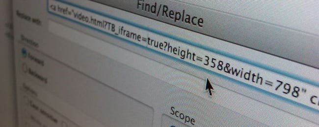 How to Quickly Search-and-Replace Text on Any Computer