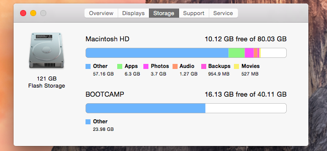 how to clean up time machine backups