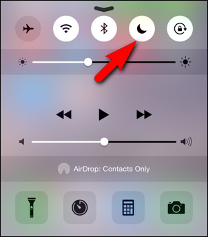 do not disturb iphone alarm how to configure do not disturb on your iphone and 16864