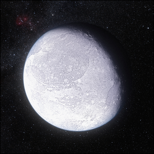 The Largest Dwarf Planet In Our Solar System Is?