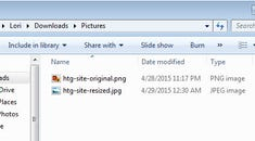 How to Resize Large Image Attachments in Outlook