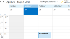 How to Add a Second Time Zone to Your Calendar in Outlook