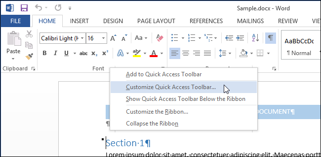 02_selecting_customize_quick_access_toolbar
