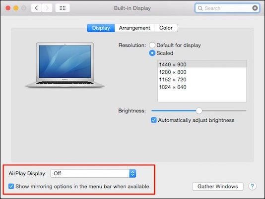 How to Use AirPlay to Stream or Mirror