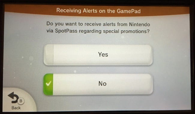 do you want to receive alerts