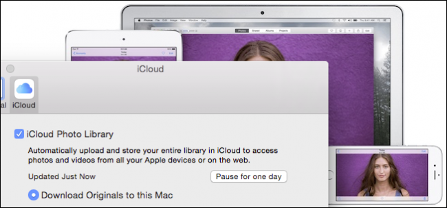 How to Disable iCloud Photo Syncing in OS X Photos