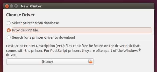 How to Install Printer Drivers on Linux
