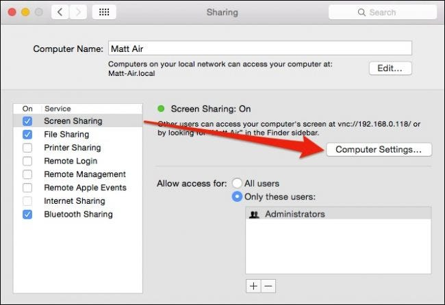 How to Access Your Mac's Screen from Windows (and Vice-Versa)