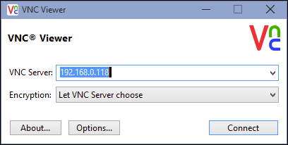 use vnc from windows to mac