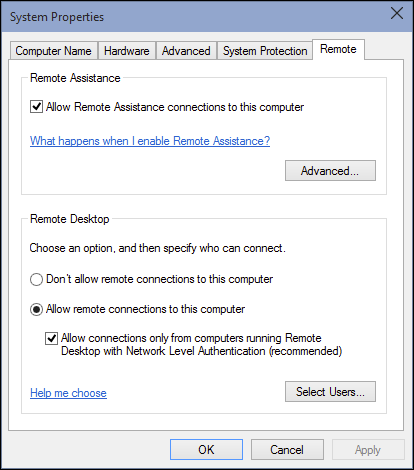 You Also Want To Make Sure Install The Microsoft Remote Desktop Client On Your Mac It Is Available In App