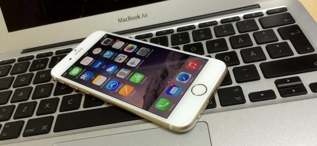iphone macbook