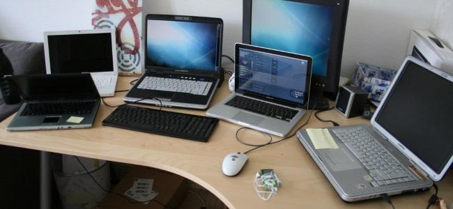 too many computers