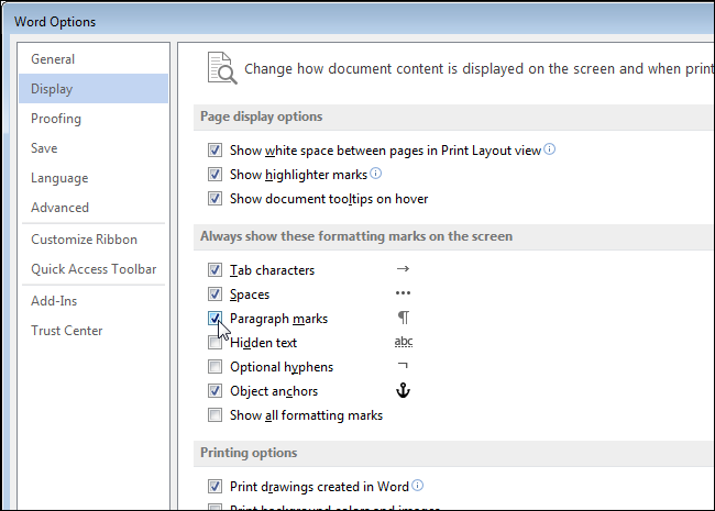 04_selecting_formatting_marks_to_show
