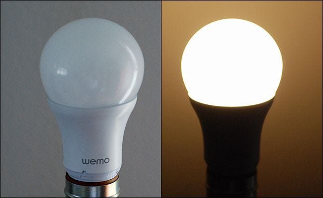 Htg Reviews The Wemo Smart Led Bulb It S Not The Future If Your Light Bulbs Are Offline
