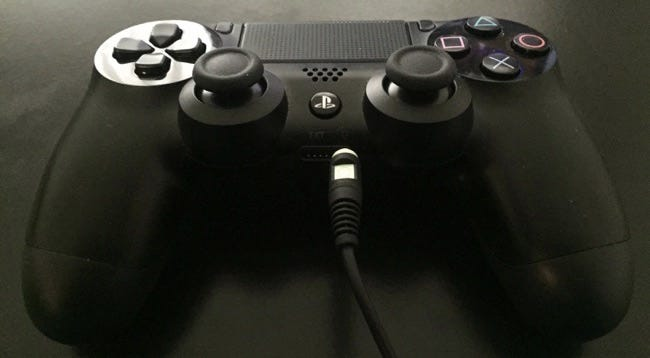 ps4 dualshock 4 audio jack