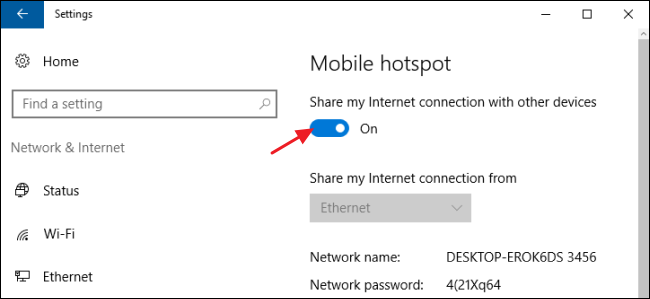 Cool How To Share A Wired Ethernet Internet Connection With All Your Devices Wiring Digital Resources Almabapapkbiperorg