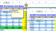 How to Hide Comments, Formulas, Overflow Text, and Gridlines in Excel