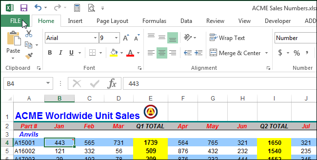 How To Show And Hide The Worksheet Tabs In Excel