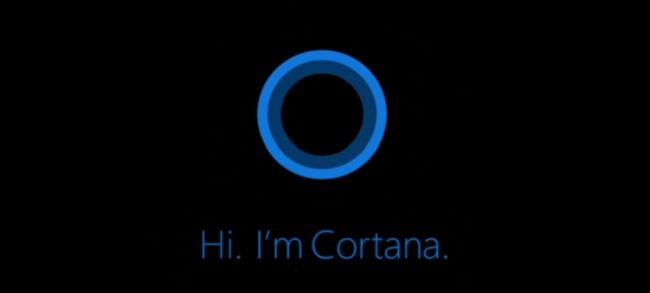 Hi. I'm Cortana.