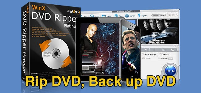 WinX DVD Ripper Platinum Image -big