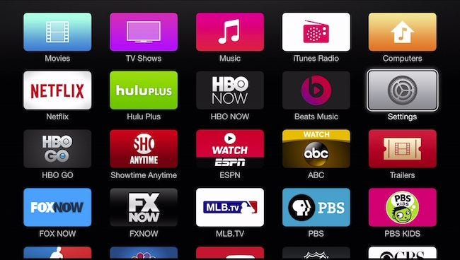 How to Set Up an Apple TV Using an iPhone, iPad, or Bluetooth Keyboard