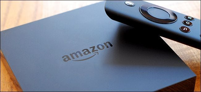 How to Sideload Android Apps onto Your Amazon Fire TV and