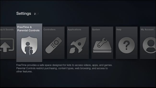 How to Enable Parental Controls on the Fire TV and Fire TV Stick