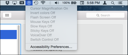 All the Built-In Icons You Can Show on Your Mac's Menu Bar