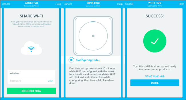 Htg Reviews The Wink Hub Give Your Smarthome A Brain Without