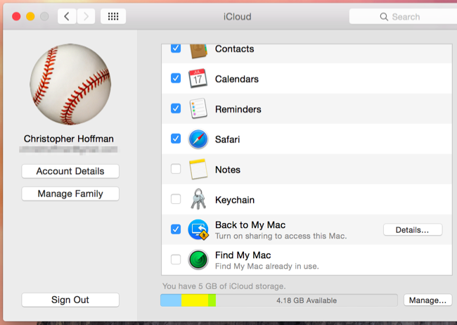 Access a Mac's Files and Screen Over the Internet with Back
