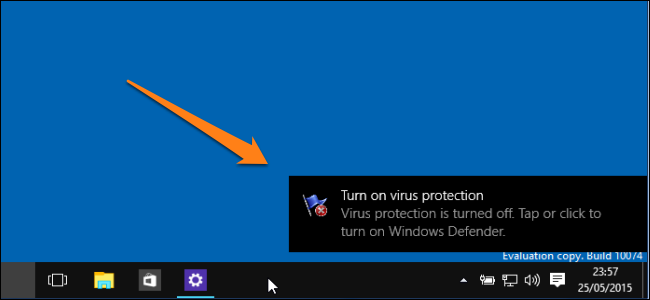 Disable All Notification Balloons in Any Version of Windows