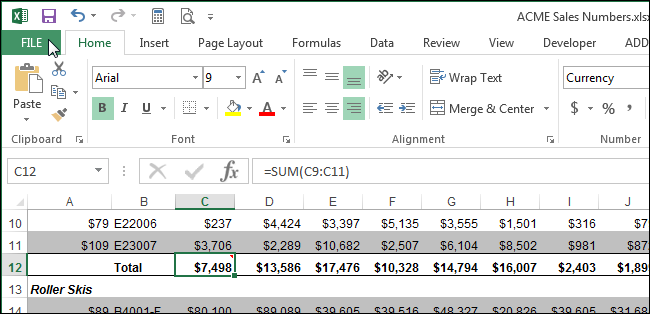 How To Hide Comments Formulas Overflow Text And Gridlines In Excel