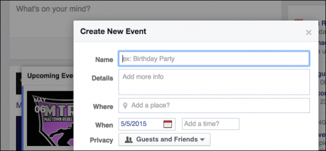 how to invite all friends to facebook event invites, or block them, Party invitations