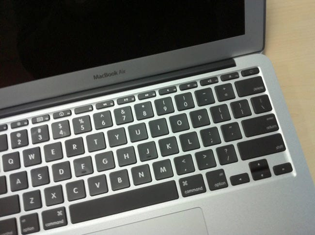 macbook power button
