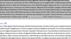 How to Select an Entire Section in Word