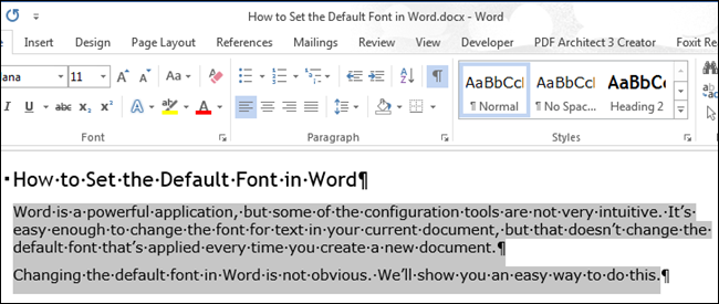 new fonts for word