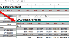 How to Show and Hide Row and Column Headers in Excel
