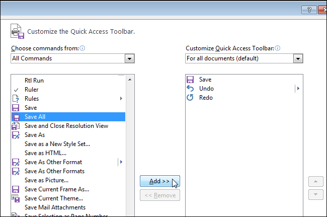 how to rearrange the page order on word