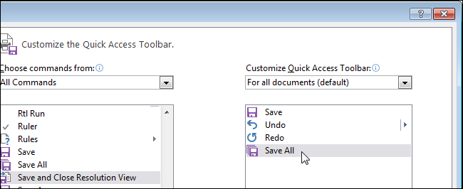 How to Save and Close All Open Documents in Word