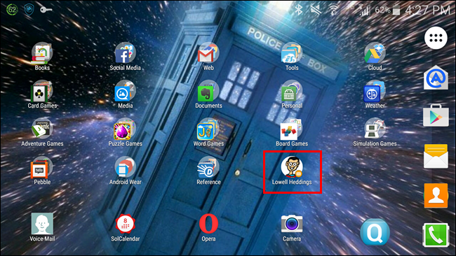 10-s-contact-on-home-screen