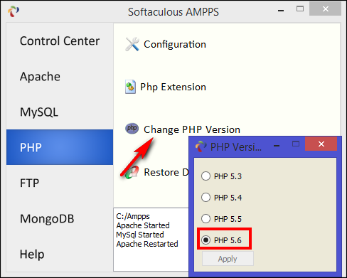 How to Use AMPPS to Install Joomla Locally on Your PC