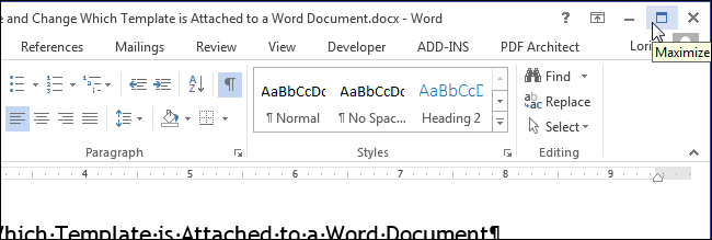 how to search for words in multiple word documents