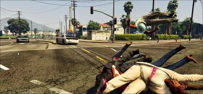 The 5 Grand Theft Auto V Mods You Should Be Using Right Now
