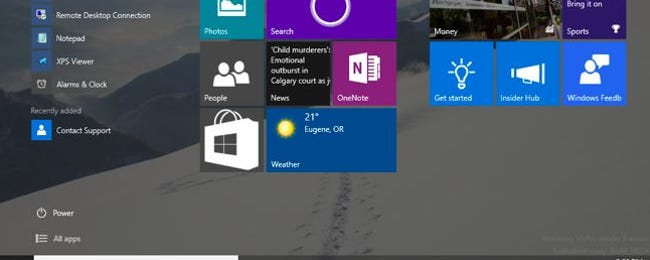 Here's What's Different About Windows 10 for Windows 8 Users