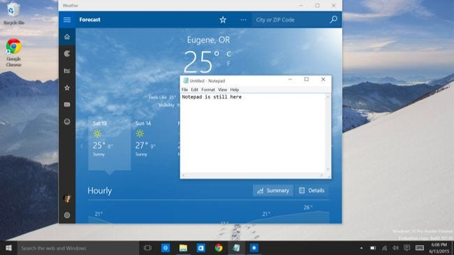 run xp mode on windows 8.1