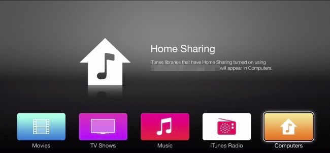How To Set Up Apple Tv To Play Your Personal Itunes Library