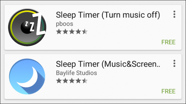 How to Set up Music Sleep Timers on Your Phone