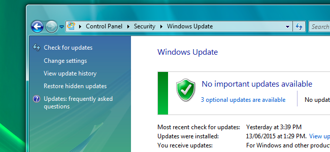 free update to windows 10 from vista