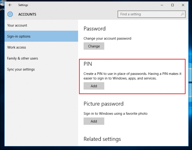 change password from command prompt windows 10