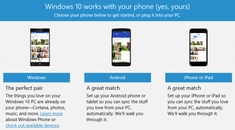 How to Set Up the Phone Companion App in Windows 10 on Android and iOS